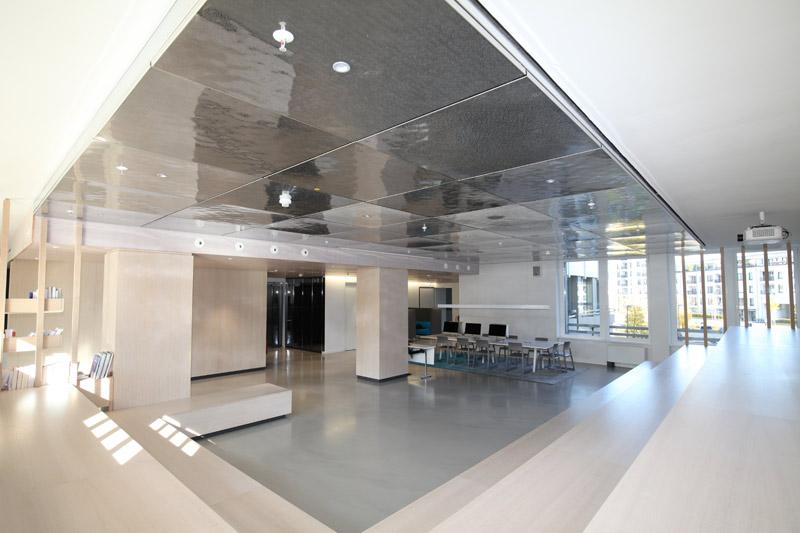 Designboden in Wohnräumen, Öffentlichen Gebäuden